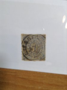 Germany  (North German Conf) SC #10  Used