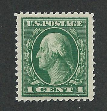 405 MNH, 1c. Washington, PSE Graded, XF-S 95,