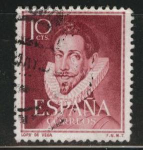 SPAIN Scott 773 Used