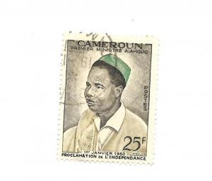 Cameroun 1960 - Scott #337
