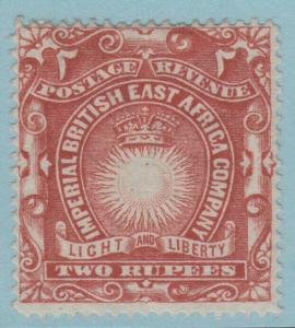 BRITISH EAST AFRICA 27 MINT HINGED OG *  NO FAULTS EXTRA FINE !