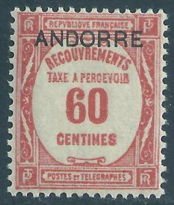 ANDORRA-FRENCH SCOTT J11