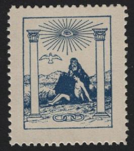 UNITED STATES Abraham Isaac All Seeing Eye Roman Columns Cinderella   - BARNEYS