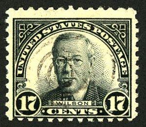 U.S. #623 Used
