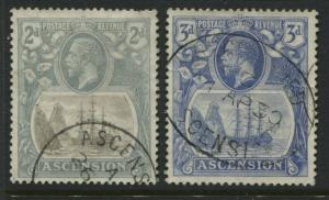Ascension KGV 1924 2d and 3d used