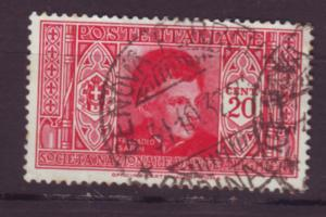 J20314 jlstamps 1932 from a set italy used #270 designs