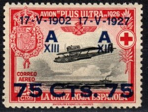 Spain #B62  F-VF Unused CV $45.00  (X5668)