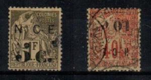 New Caledonia Scott 9, 13a Used (Catalog Value $56.00)