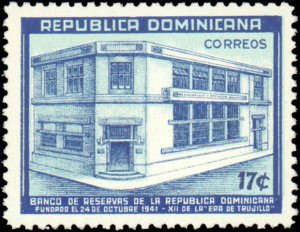 Dominican Republic #379-380, Complete Set(2), 1942, Never Hinged