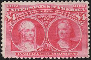 U.S. 244 F+VF MH (12318)
