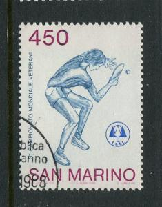 San Marino #1109 Used