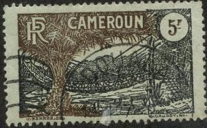 Cameroun, Scott #209, Used