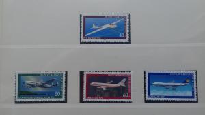 Gernany 1980 Youth Hostel - Aviation Mint