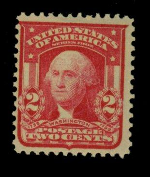 319 MINT F-VF OG NH Cat$15