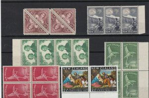 new zealand mint never hinged  stamps ref r11100