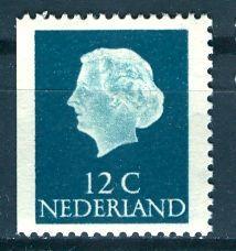 Netherlands; 1954: Sc. # 345: **/MNH Single Stamp