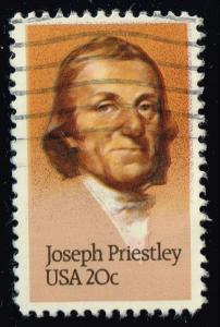 US #2038 Joseph Priestley; Used (0.25)