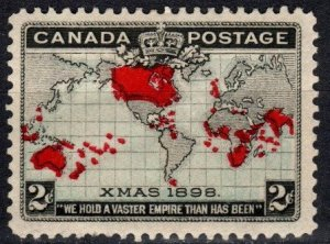 Canada #85 F-VF Unused CV $45.00 (X3256)