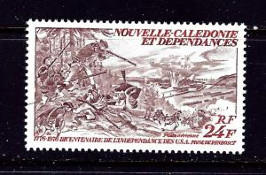 New Caledonia C131 MLH 1976 American Bicentennial