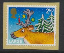 Great Britain SG 3417 Used   Christmas 2012  SC# 3119c