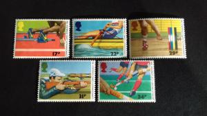 Great Britain 1986 Commonwealth Games Mint