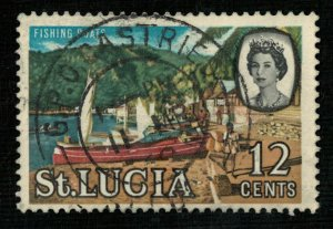 St.Lucia, (3091-T)