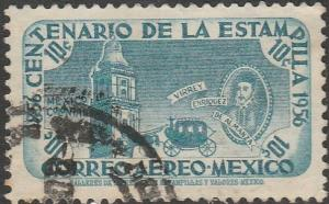 Mexico, #C230 Used , From 1956