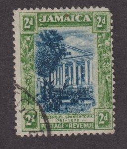 Jamaica 91 Kings House, Spanish Town 1921