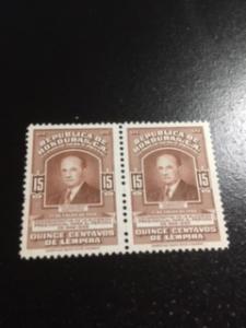 Honduras sc C174 MLH pair