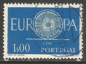 PORTUGAL 866 VFU EUROPA Z602-3