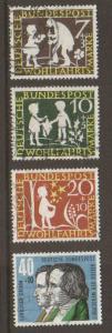 Germany B368-71 Used