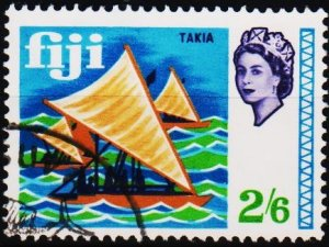 Fiji. 1968 2s6d S.G.382 Fine Used