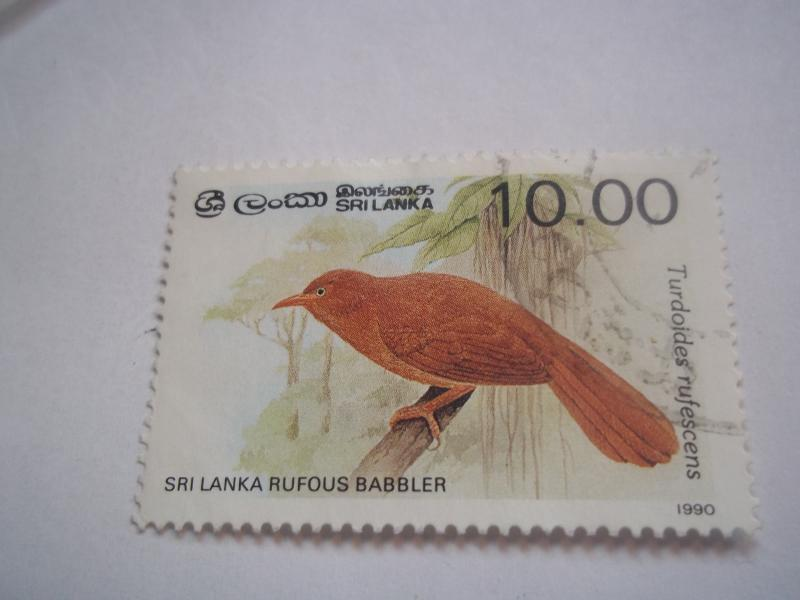 Sri Lanka # 839  (Used)1987 /CV$2.75