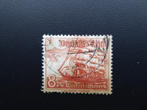 Germany Semi - Postal's 1937  Sc# B111  CV $ 1.25              (B#4)