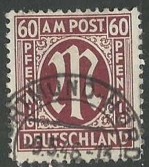 Germany ||| Scott # 3N18 - Used