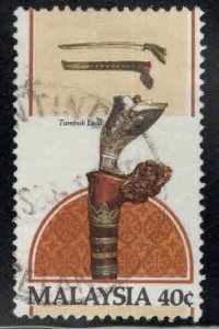 Malaysia Scott 280 Used stamp