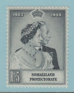 SOMALILAND 111 MINT NEVER HINGED OG ** NO FAULTS VERY FINE!