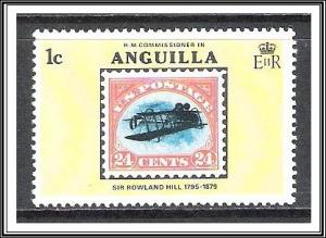 Anguilla #349 Stamps on Stamps MH