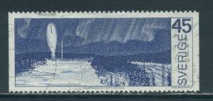 Sweden 857  Used (7
