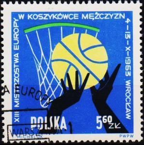 Poland. 1963 5z60 S.G.1410 Fine Used