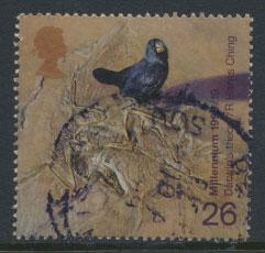 Great Britain SG 2103  Used    - Scientists Tale