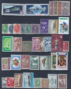 38 WW MINT STAMPS SELLING AT LOW PRICE!