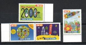 Ireland 1242-1245 MNH