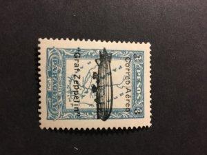 Paraguay sc C54 MLH Zeppelin