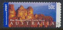 Australia SG 2125 SC# 1979  Used Self Adhesive Blue Mountains see scan