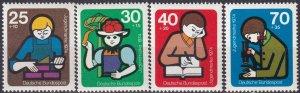 Germany #B508-11  MNH CV $5.00 (Z4775)