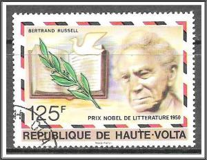Upper Volta #442 Nobel Prize Winners CTO