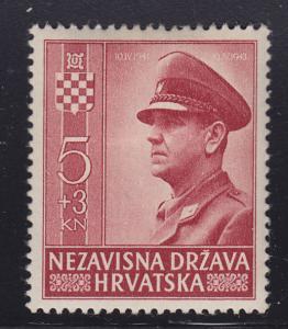 Croatia B29 Ante Pavelich 1943