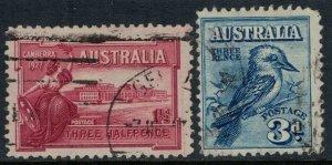 Australia #94-5  CV $9.10