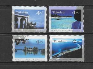 TOKELAU - SOUTH PACIFIC COMMISSION  #243-46  MNH